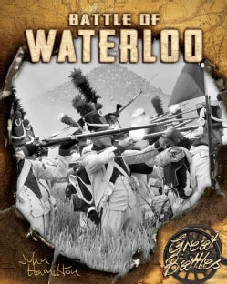Battle of Waterloo (Hardcover)