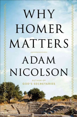 Why Homer Matters (Hardcover)