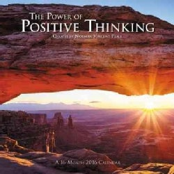 The Power of Positive Thinking 2016 Calendar: Quotes by Norman Vincent Peale (Calendar)