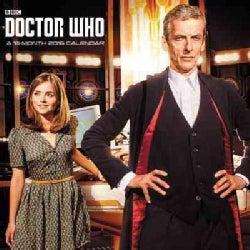 Doctor Who 2016 Calendar (Calendar)