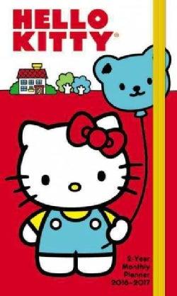 Hello Kitty 2-year Monthly Planner 2016-2017 (Calendar)