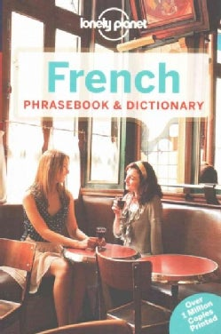 Lonely Planet French Phrasebook & Dictionary (Paperback)