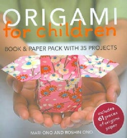Origami for Children: 35 Easy-to-follow Step-by-step Projects (Paperback)