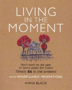 Living in the Moment: Don't Dwell on the Past or Worry About the Future Simple Be in the Present (Paperback)