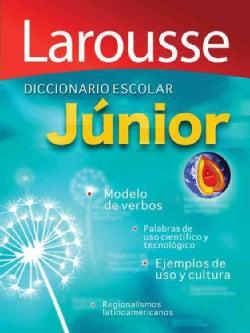 Diccionario Escolar Junior / Junior School Dictionary (Paperback)
