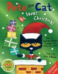 Pete the Cat Saves Christmas (Hardcover)