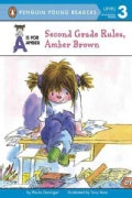 Second Grade Rules, Amber Brown (Paperback)