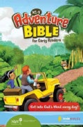 NIrV Adventure Bible for Early Readers: New International Reader's Version (Paperback)