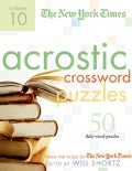 The New York Times Acrostic Puzzles: 50 Engaging Acrostics from the Pages of the New York Times (Spiral bound)