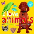 I Love Animals (Paperback)