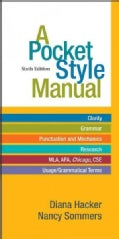 A Pocket Style Manual (Spiral bound)