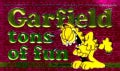 Garfield Tons of Fun (Paperback)