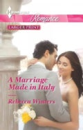 A Marriage Made in Italy (Paperback)