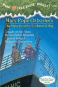 Magic Tree House Books 17-20: the Mystery of the Enchanted Dog: Tonight on the Titanic/Buffalo Before Breakfast/T... (Paperback)