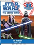 Star Wars the Clones Wars, The Dark Side: Activity Book (Novelty book)