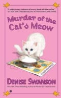 Murder of the Cat's Meow (Paperback)