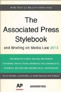 The Associated Press Stylebook 2013 (Paperback)