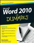 Word 2010 for Dummies (Paperback)