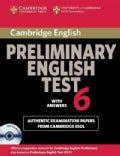 Cambridge Preliminary English Test 6 with Answers: Examination Papers from University of Cambridge ESOL Examinations