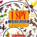 I Spy Animals (Paperback)