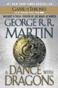 A Dance With Dragons: A Song of Ice and Fire: Book Five (Paperback)