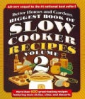 Better Homes and Gardens Biggest Book of Slow Cooker Recipes (Spiral bound)