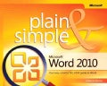 Microsoft Word 2010 Plain & Simple (Paperback)