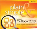 Microsoft Outlook Plain & Simple 2010 (Paperback)