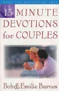 15 Minute Devotions For Couples (Paperback)