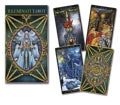 Illuminati Tarot Kit (Novelty book)