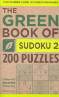 The Green Book of Sudoku 2: 200 Puzzles (Paperback)