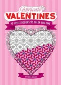 Intricate Valentines: 45 Lovely Designs to Color (Paperback)