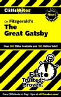 Cliffsnotes Fitzgerald's the Great Gatsby (Paperback)
