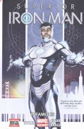 Superior Iron Man 1: Infamous (Hardcover)