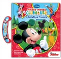 Disney's Mickey Mouse Clubhouse Carryalong Treasury: A Collection of Stories With Fun Learning Activities (Board book)