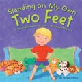 Standing on My Own Two Feet: A Child's Affirmation of Love in the Midst of Divorce (Hardcover)