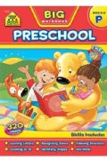 Big Preschool Workbook (Paperback)