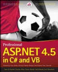 Professional ASP.NET 4.5 in C# and VB (Paperback)