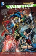 Justice League 3: Throne of Atlantis (The New 52) (Hardcover)