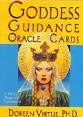 Goddess Guidance Oracle Cards (Paperback)