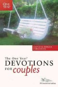 The One Year Book Of Devotions For Couples (Paperback)