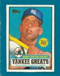 Yankee Greats: 100 Classic Baseball Cards