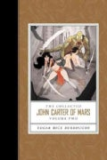 The Collected John Carter of Mars: Thuvia, Maid of Mars / the Chessmen of Mars / the Master Mind of Mars / a Figh... (Paperback)