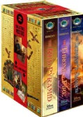 The Kane Chronicles: The Serpent&#39;s Shadow / the Throne Fire / the Red Pyramid