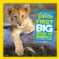 National Geographic Little Kids Big Book of Animals (Hardcover)