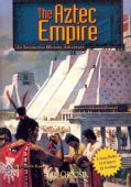 The Aztec Empire: An Interactive History Adventure (Paperback)