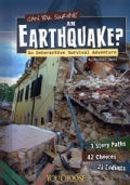 Can You Survive an Earthquake?: An Interactive Survival Adventure (Hardcover)