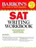 Barron&#39;s SAT Writing Workbook (Paperback)