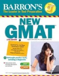 Barron&#39;s New GMAT (Paperback)