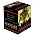 The Mortal Instruments: City of Bones / City of Ashes / City of Glass / City of Fallen Angels (Paperback)